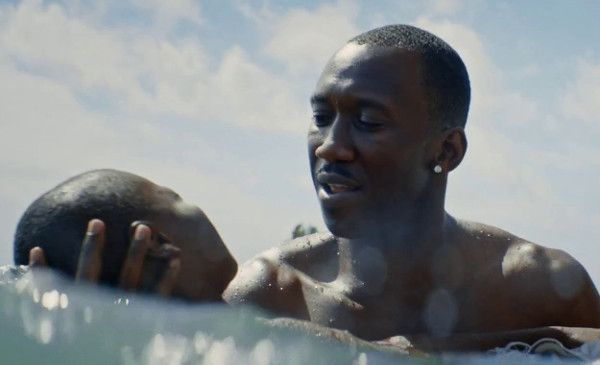 Mahershala Ali in Moonlight