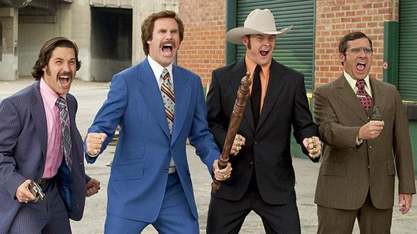 Anchorman 2 The Legend Continues 2013 Movie Review From Eye For Film