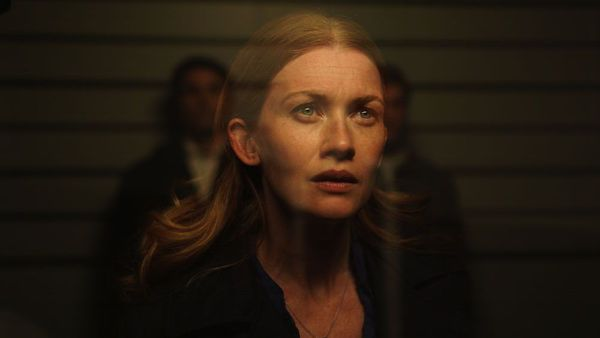 Mireille Enos in Never Here