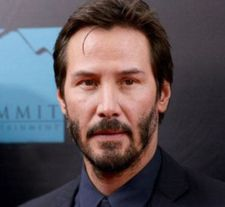 Keanu Reeves - special tribute in Deauville