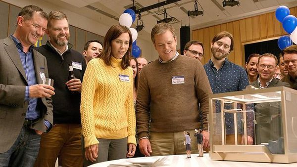 Downsizing: 'Wiig's departure is a blow from which the film never quite recovers'