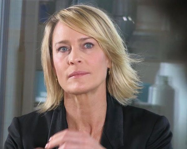 Robin Wright on House of Cards and the current White House: ' Trump has stolen all our ideas for the next season,""