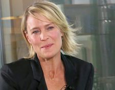 Robin Wright: 'Feminism means equality and that's an end to it. Equal work and equal pay.'