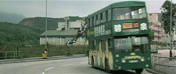 Taking the bus in Police story
