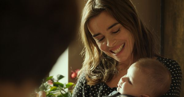 Mother love - best actress for Elodie Bouchez in In Safe Hands