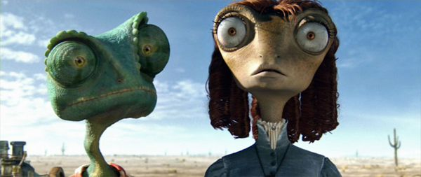 Rango 2011 Movie Review From Eye For Film