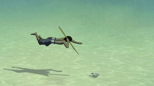 The Red Turtle 2016 Movie Review From Eye For Film