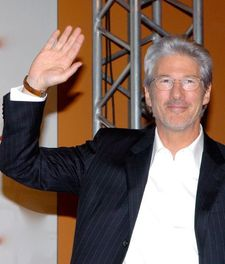 "Richard Gere: ""Outstanding contribution to world cinema"" award in Czech Republic"