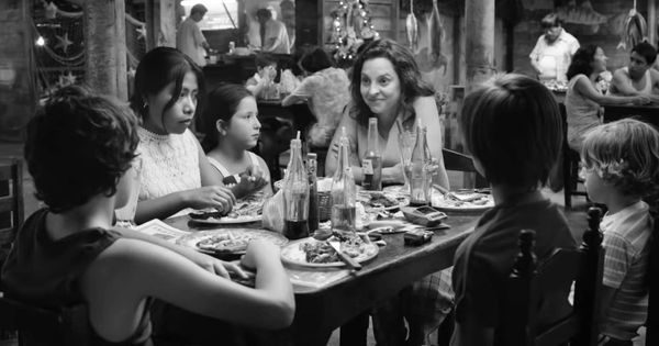 Roma has won Best Picture at the Critics Choice Awards