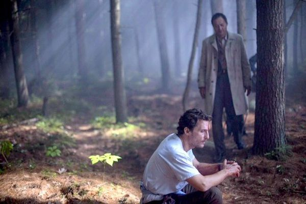 A suicidal American (Matthew McConaughey) befriends a Japanese man (Ken Wantabe) lost in a forest near Mt. Fuji and the two search for a way out in Sea Of Trees.