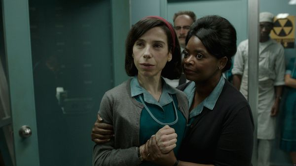 The Shape Of Water has eight nominations
