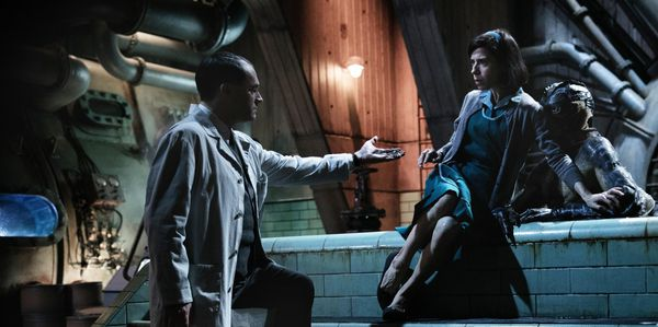 Taking the lead again - The Shape Of Water