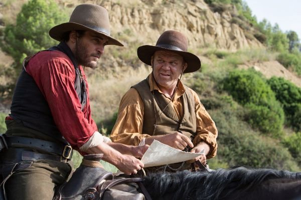 The Sisters Brothers: 'It's a traditional bounty hunt but with an unusual air of sophistication'