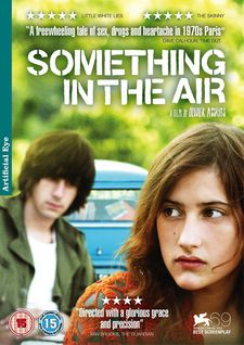 Something In The Air was released on DVD and Blu-ray in the UK on August 26