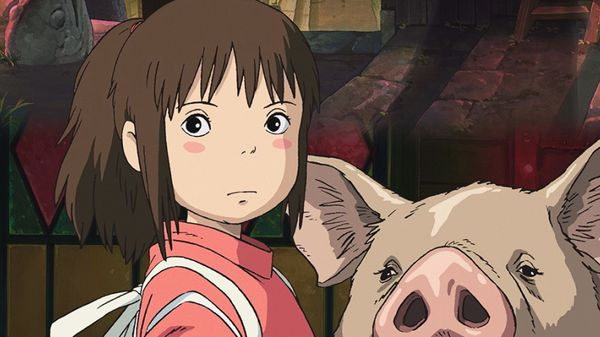 spirited away film review