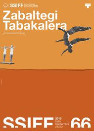 Zabaltegi-Tabakalera poster 2018 - photo by Courtesy of San Sebastian Film Festival