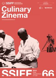 Culinary Zinema poster - photo by Courtesy of San Sebastian Film Festival