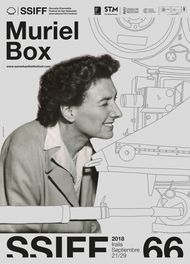 Muriel Box retrospective poster - photo by Courtesy of San Sebastian Film Festival