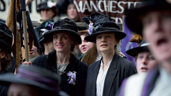 Upcoming Film4 release Suffragette