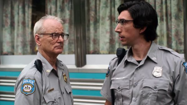 Cannes opener: Bill Murray and Adam Driver in Jim Jarmusch's The Dead Don't Die
