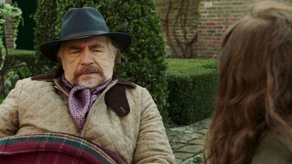 Brian Cox will attend a screening of The Carer