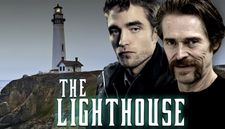 Robert Pattinson and Willem Dafoe in The Lighthouse, part of Cannes Directors' Fortnight