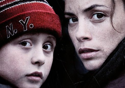 In the face of conflict: Abdul Khalim Mamutsiev and Berenice Bejo in The Search.