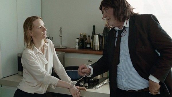 Daughter and father hi-jinks in Toni Erdmann with Sandra Hüller and Peter Simonischek