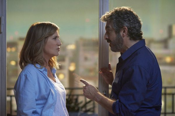Mercedes Morán and Ricardo Darín in An Unexpected Love, which will open San Sebastian
