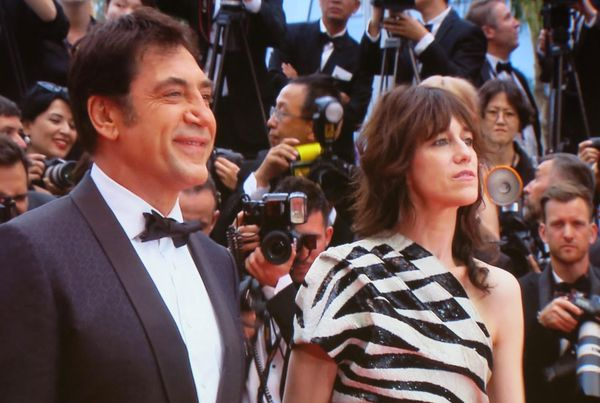 Javier Bardem and Charlotte Gainsbourg open the festival