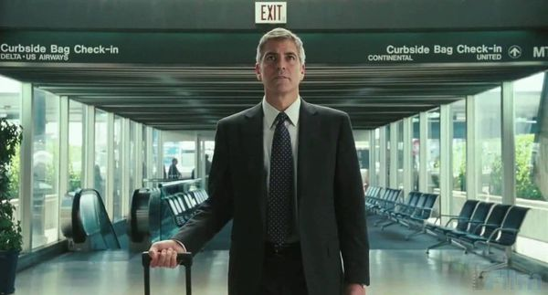 Clooney received a Best Actor nomination for Up In The Air