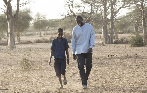 Out of Africa: Lionel Basse and Omar Sy in Yao