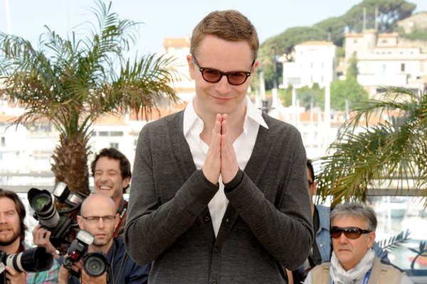 Nicholas Winding Refn praying for good reviews in Cannes. <em>Photo: FDC - L. Otto-Bruc</em>