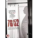 Packshot of 78/52 on DVD