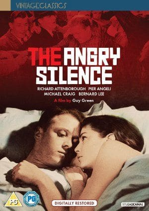 The Angry Silence packshot