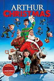 Arthur Christmas packshot