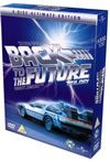 Back To The Future Trilogy packshot