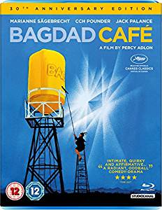 Packshot of Bagdad Cafe on DVD