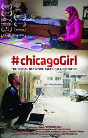 #chicagoGirl: The Social Network Takes on a Dictator packshot