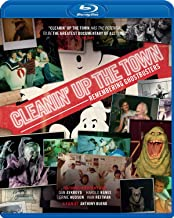 Packshot of Cleanin' Up The Town: Remembering Ghostbusters on Blu-Ray