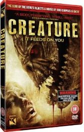 Creature packshot