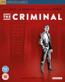 Packshot of The Criminal on DVD