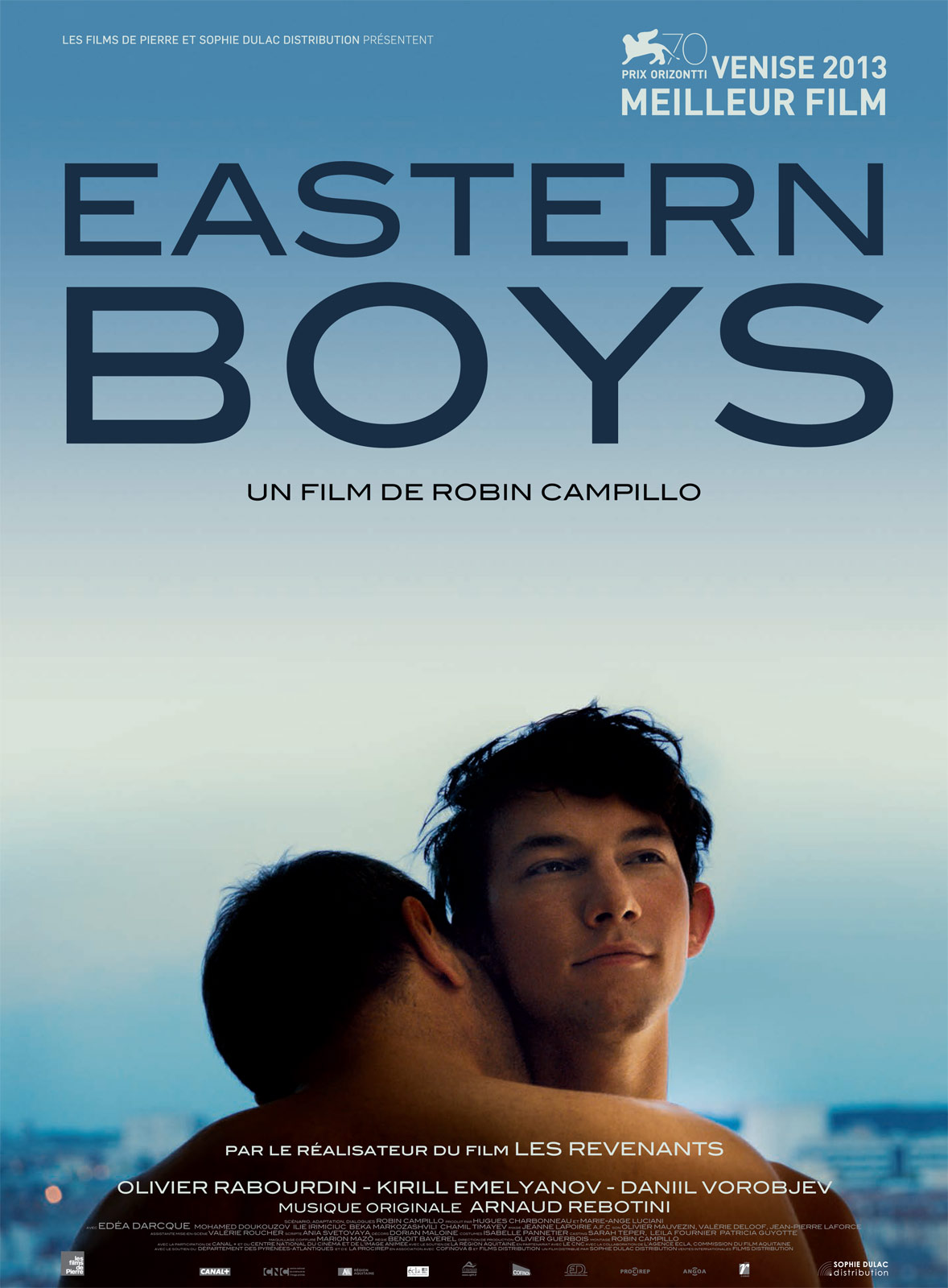 Eastern Boys packshot