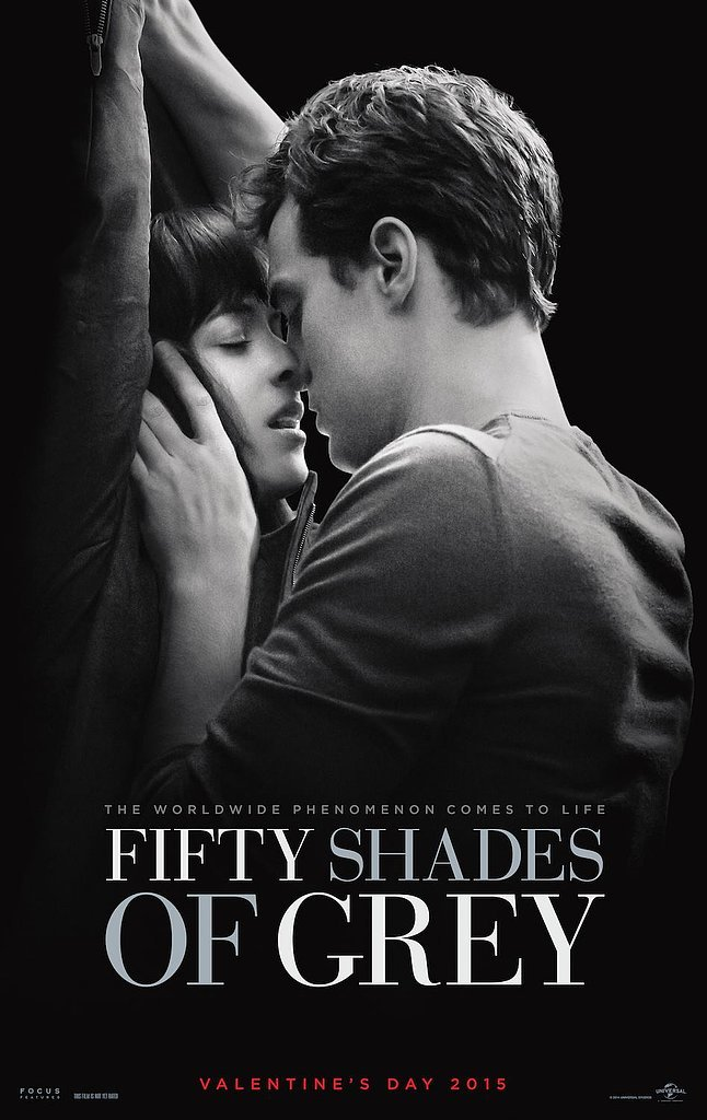 Fifty Shades Of Grey packshot