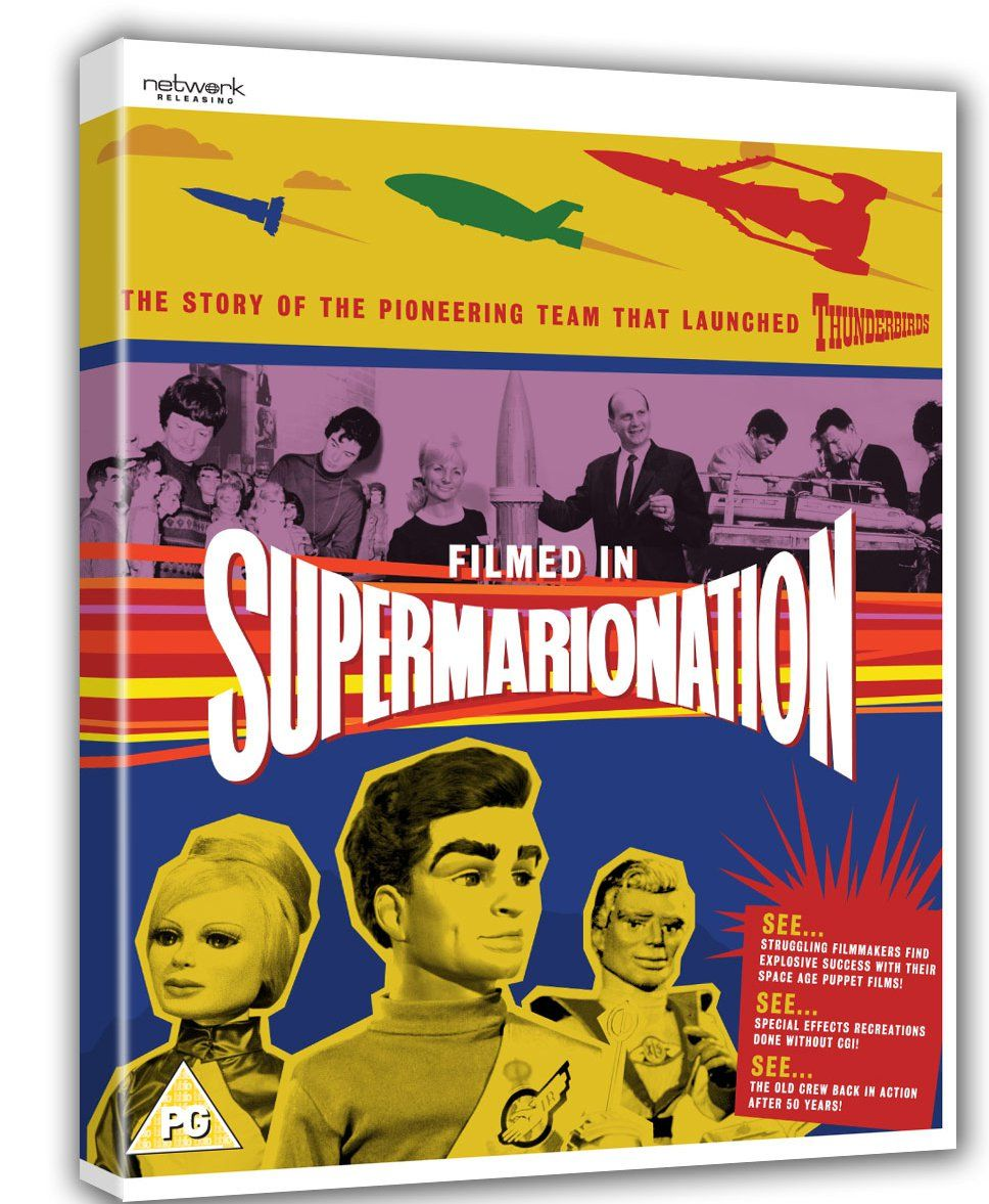 Filmed In Supermarionation packshot