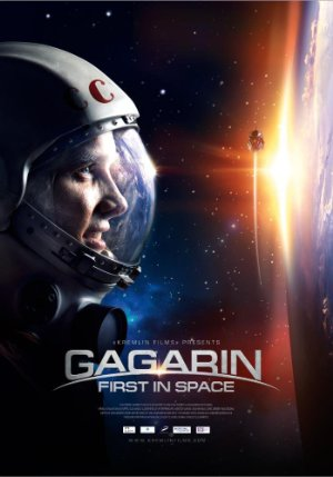 Gagarin - First In Space packshot