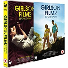 Packshot of Girls On Film 2: Before Dawn on DVD