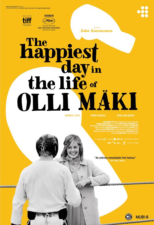 The Happiest Day In The Life Of Olli Mäki  packshot