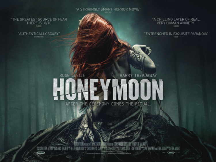 Honeymoon packshot