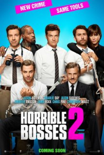 Horrible Bosses 2 packshot